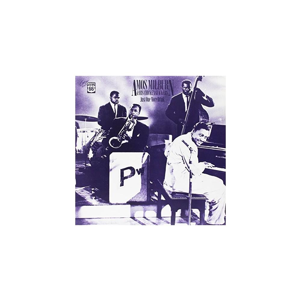 Amos Milburn - Just One More Drink:1946-1954 (Vinyl)