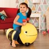 B. Toys Inflatable Bee Bouncer Bouncy Boing - Bizz! - image 2 of 4