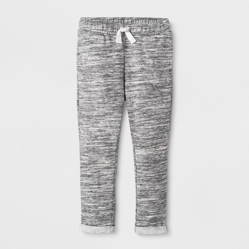 285adb46d1556 Toddler Girls' Jogger Pants - Cat & Jack™ Heather Gray : Target