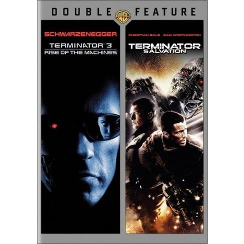 Terminator 3: Rise of the Machines/Terminator Salvation (DVD) - image 1 of 1