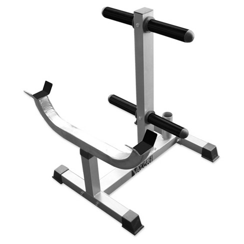 Valor Fitness CB-7 Curl Station Stand with Plate Storage - image 1 of 5
