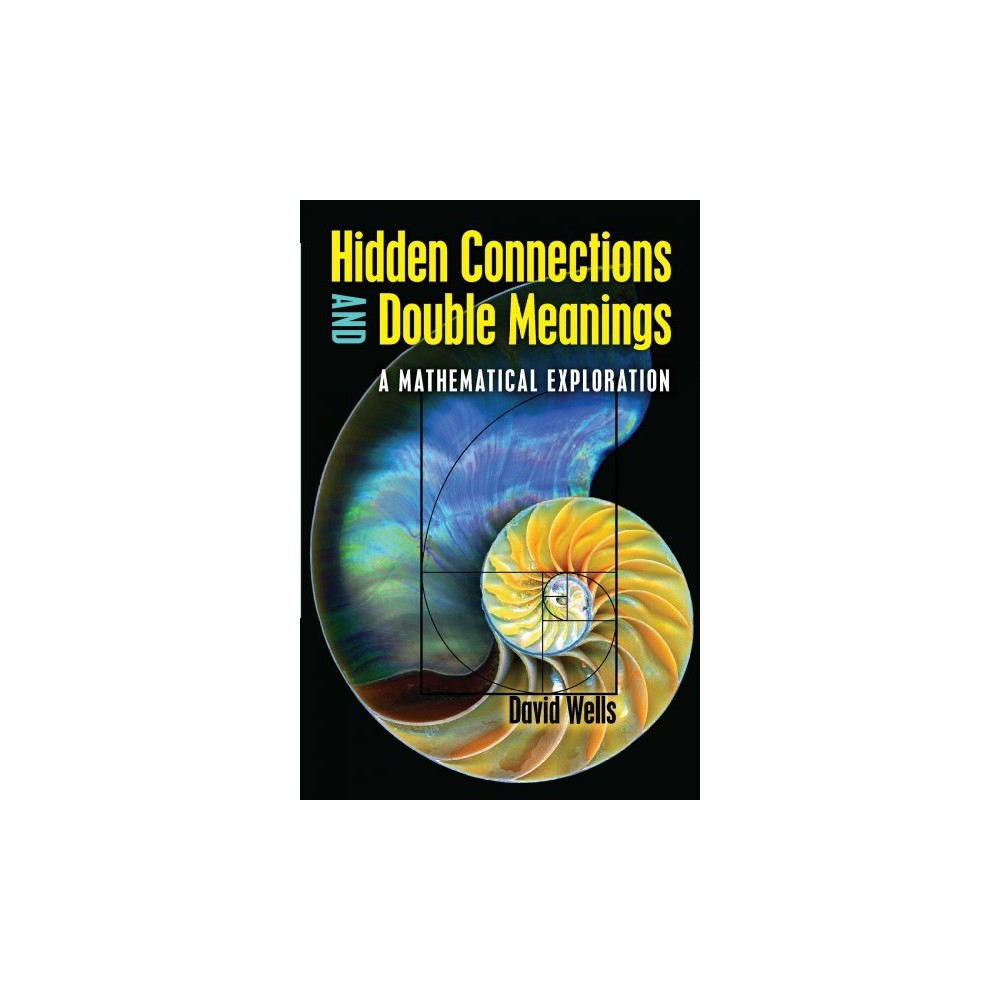 Hidden Connections and Double Meanings : A Mathematical Exploration - Una Rep by David Wells (Paperback)
