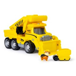 PAW Patrol Ultimate Rescue Construction Truck with Mini Vehicle