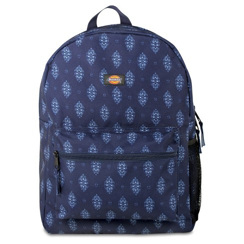 Dickies Student Backpack - Indigo Overprint - image 1 of 3