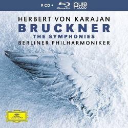 Herbert Von Karajan - Bruckner: 9 Symphonien (CD)