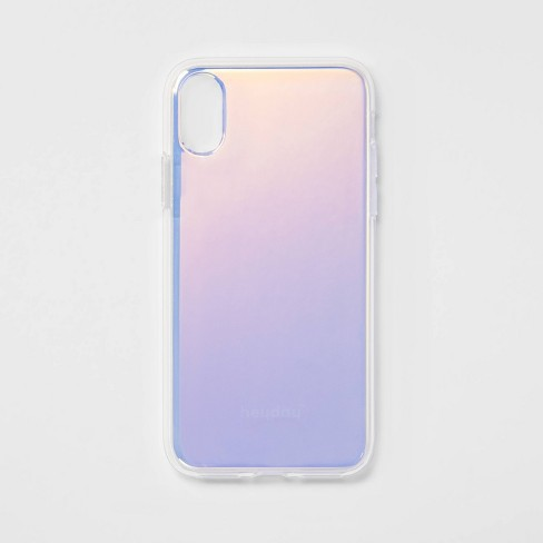 heyday™ Apple iPhone X/XS Case - Holographic - image 1 of 3