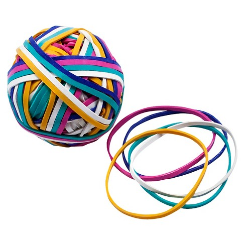 Rubber Band Ball 190ct Multicolor - Up&Up™ : Target