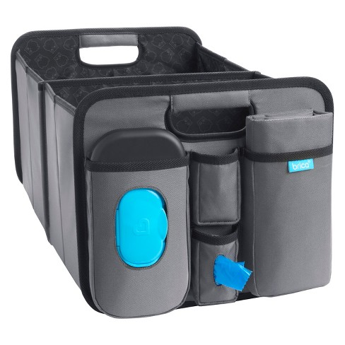 Brica Out-N-About Trunk Organizer & Changing Station - image 1 of 5