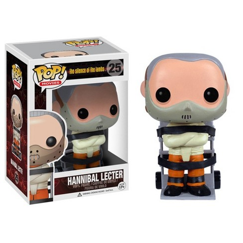 Funko Pop Movies: Hannibal Lecter Vinyl Figure - image 1 of 1