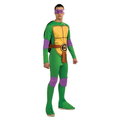 Adult Teenage Mutant Ninja Turtles Donatello Standard Halloween Costume One Size