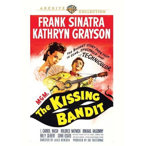 The Kissing Bandit (DVD)(2019) - image 1 of 1