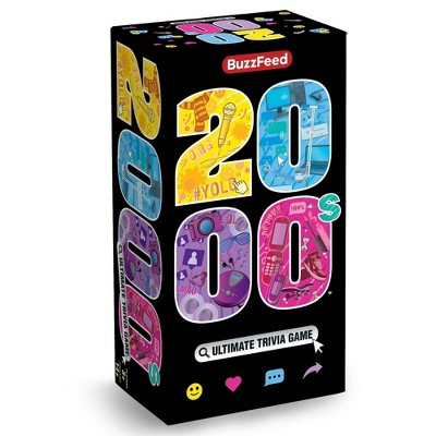 2000's Trivia by Buzzfeed – Ultimate Trivia Game
