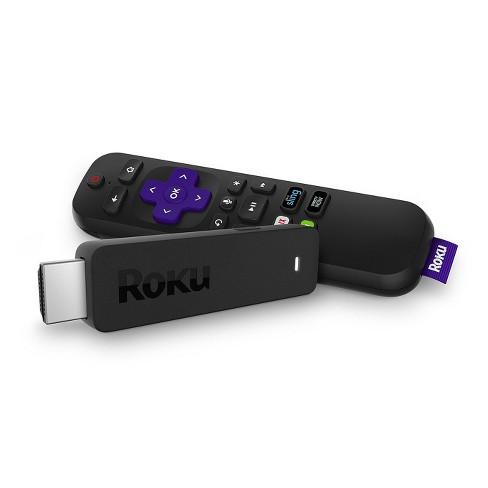 Roku Streaming Stick - Black (3800R)