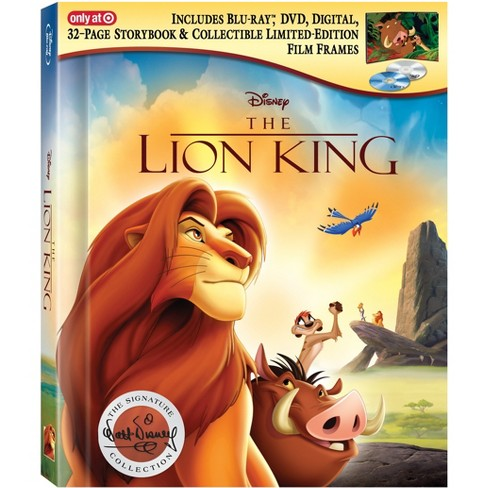 the lion king the walt disney signature target exclusive