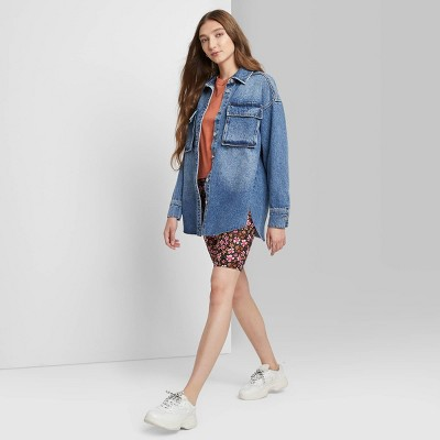Women's Shirt Jacket - Wild Fable™