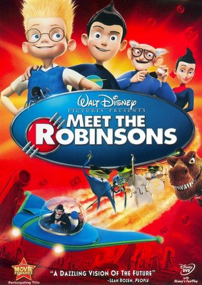 Meet the Robinsons (dvd_video)