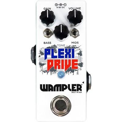 Wampler Plexi-Drive Mini British Overdrive Pedal