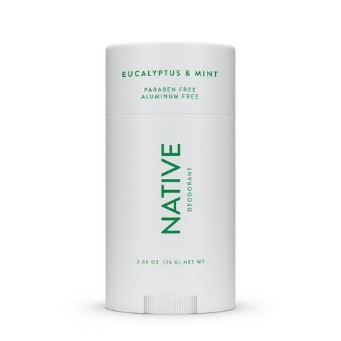 Native Eucalytus & Mint Deodorant for Women - 2.65oz - image 1 of 4