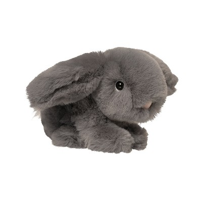 Manhattan Toy Clover the Crouching Bunny Stuffed Animal, 5""