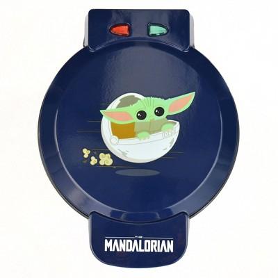 Uncanny Brands Star Wars: The Mandalorian Waffle Maker- The Child