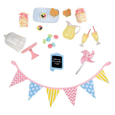 Our Generation Garden Party Accessory Set - image 1 of 3