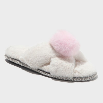 Women's Dearfoams X Brand Slide Slipper by Dearfoams