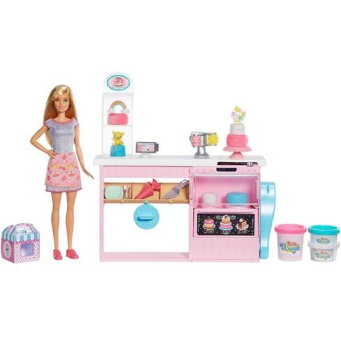 Barbie Cake Bakery Playset - image 1 of 4