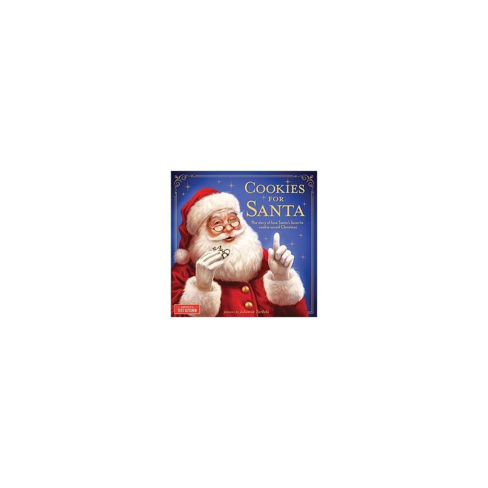 Cookies for Santa - (Hardcover)