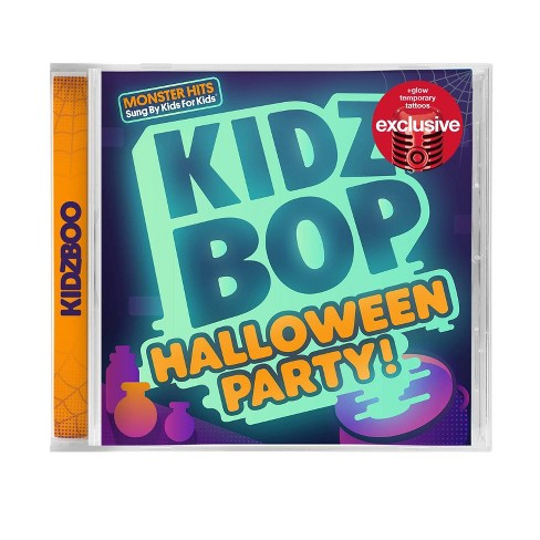 Kidz Bop Halloween 2020 KIDZ BOP Kids   KIDZ BOP Halloween Party! (Target Exclusive, CD