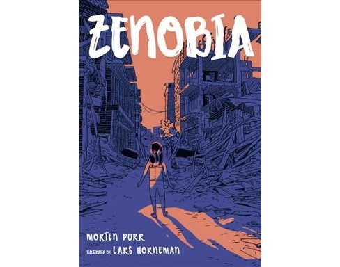 Zenobia 7 -  (Zenobia) by Morten Durr (Hardcover) - image 1 of 1