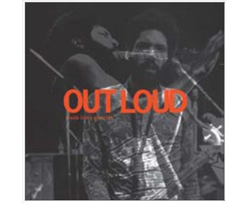 Frank Lowe - Out Loud (CD) - image 1 of 1
