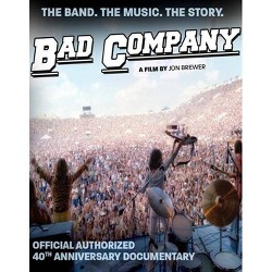 Bad Company: Official Authorized 40th Anniversary Documentary (Blu-ray)