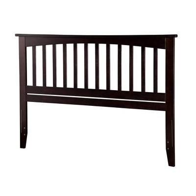 King Mission Headboard - Atlantic Furniture