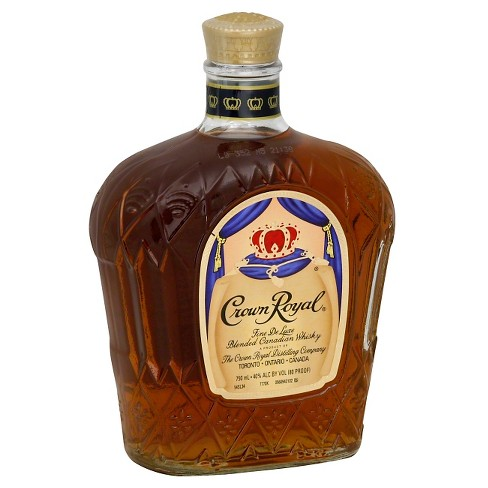 Crown Royal Canadian Whisky - 750ml Bottle - image 1 of 1