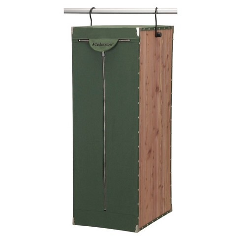 Design Trend® CedarStow™ Hanging Garment Bag with Red Cedar Panels - image 1 of 3