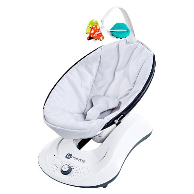 4moms® rockaRoo® Infant Swing - Gray Classic