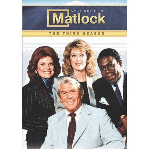 Matlock: The Third Season (DVD) - image 1 of 1