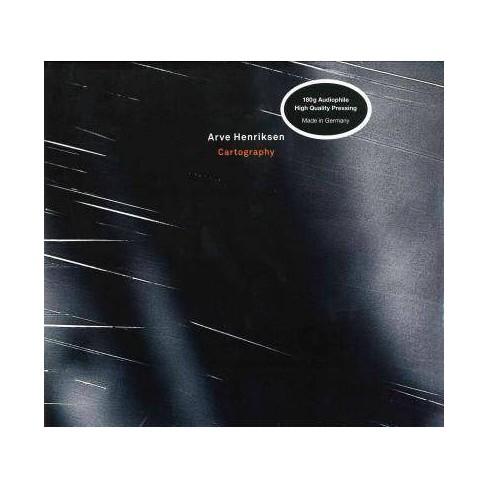 Arve Henriksen - Cartography (Vinyl) - image 1 of 1