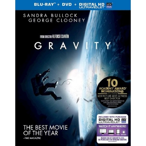 Gravity (Includes Digital Copy) (UltraViolet) (Blu-ray) - image 1 of 1