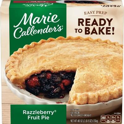 Marie Callender's Razzleberry Frozen Pie - 40oz.