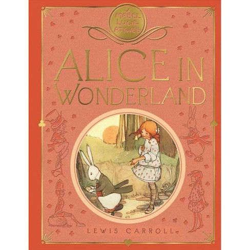 Alice in Wonderland - by  Lewis Carroll (Hardcover) - image 1 of 1