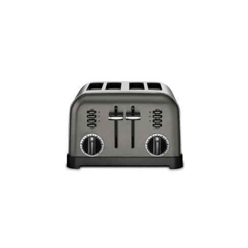 Cuisinart Classic 4 Slice Toaster - Black Stainless - image 1 of 3