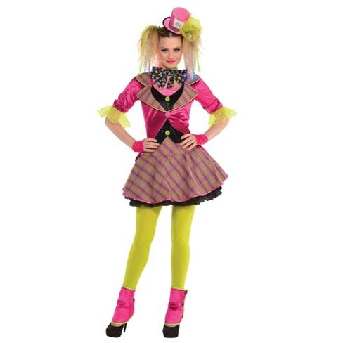 Women's Mad Hatter Halloween Costume - image 1 of 1