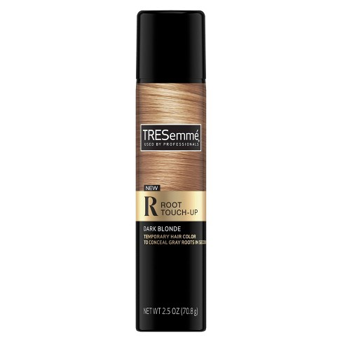 Tresemme Root Touch Up Temporary Hair Color Spray Dark Blonde 2 5oz Target