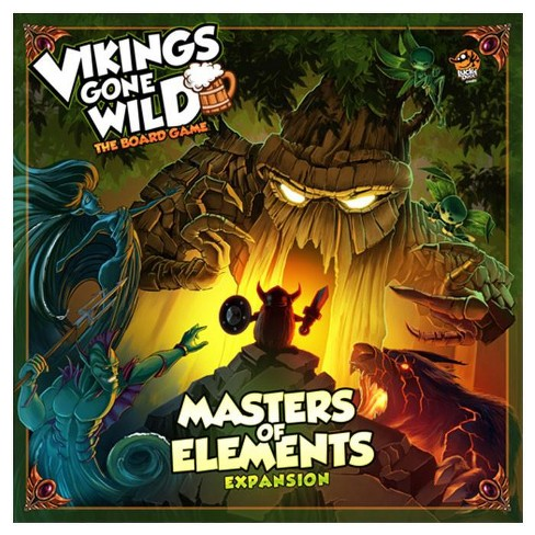 Masters of Elements Board Game - image 1 of 1