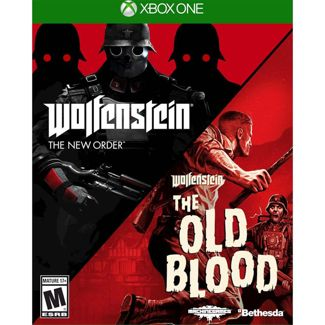 Wolfenstein Two Pack: The New Order and The Old Blood - Xbox One