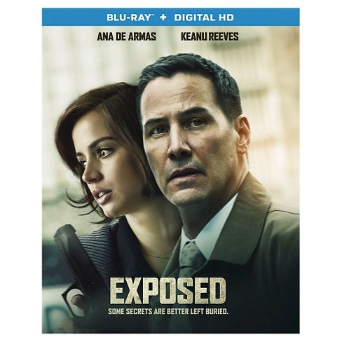 Exposed (Blu-ray/Digital) - image 1 of 1