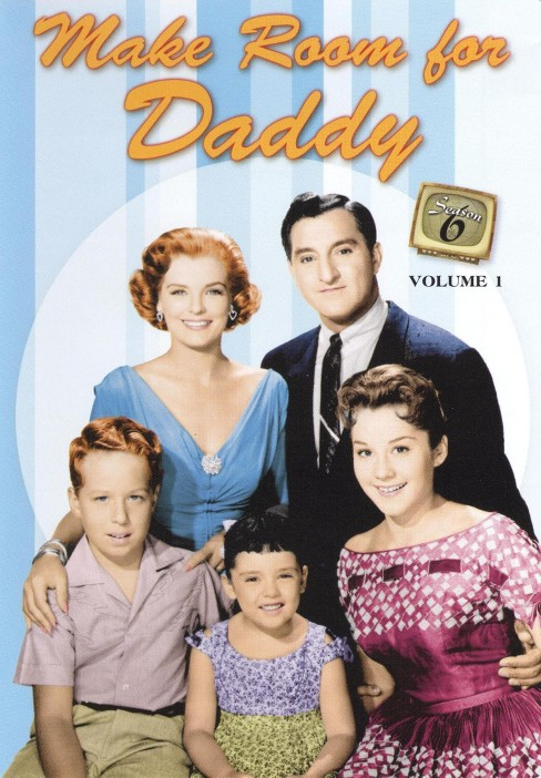Make Room For Daddy:Season 6 Vol 1 (DVD) - image 1 of 1