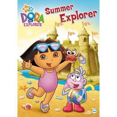 Dora The Explorer: Summer Explorer (DVD)(2007)