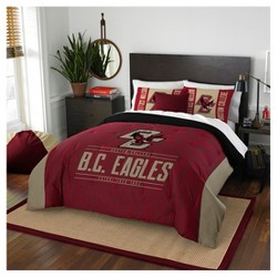 NCAA Northwest Modern Take Full / Queen Comforter Set - 86 x 86""